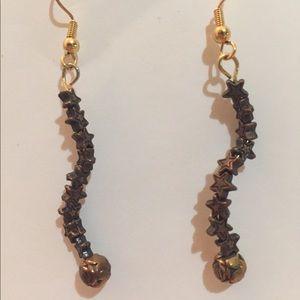 Ana Star earrings